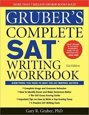 Gruber's Complete SAT Writing Workbook