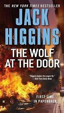 The Wolf at the Door by Jack Higgins (2011, Paperback)