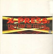 X-PRESS - Can't Stop The Feeling