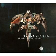 Queensryche Dedicated To Chaos CD NEW SEALED 2011 Deluxe Edition