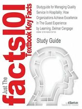 NEW Studyguide for Managing Quality Service in Hospitality: How Organizations Ac