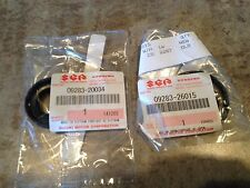 Suzuki OEM Engine Crank Seals 1977-81 RM80 1979-83 RM60 RM50 DS80