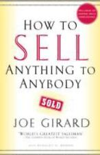 How to Sell Anything to Anybody, Joe Girard, Good Book