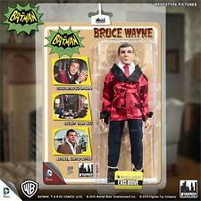Batman Classic TV Series 8 Inch retro mego: Bruce Wayne Lounge Jacket