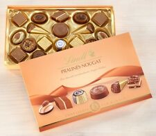 LINDT classic -  finest nougat pralines collection