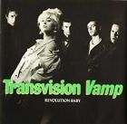 "TRANSVISION VAMP revolution baby/long lonely weekend 7"" PS EX/EX near mint disc"