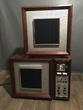 Vintage Mid Century Modern Panasonic AM/FM Stereo Model RE-787  *Serviced*