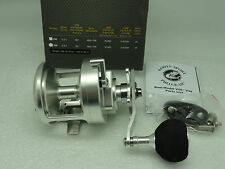 NEW '16 PROGEAR Pro Gear V50 Star Drag reel Silver FREE ship JAWS cover Right HD