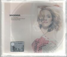 MADONNA AMERICAN PIE CD SINGLE cds 4 TRACKS
