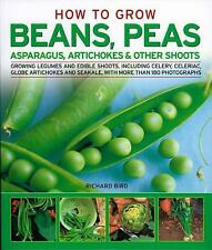 How to Grow Beans, Peas, Asparagus, Artichokes & Other Shoots