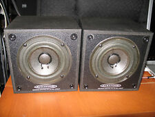 Auratone 5C Real World Sound Cube Monitors Video Shielded Auratones 5 C Mixing