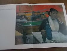 Post Impressionist colour Print by PAUL GAUGUIN Night Cafe at Arles Mme Ginoux