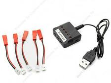 5-In-1X5 Battery Charger Cable For Syma X5C,X5SW UDI 818A,Hubsan,DFD F180,WLToys