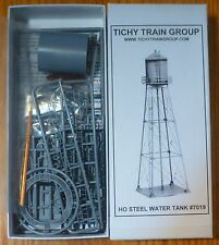 "Tichy Train Group #7019 Industrial Water Tank -- Kit - Base 2-3/4"" 6.9cm Square,"