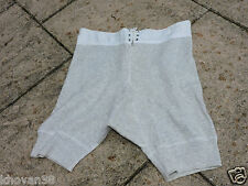 Drawers winter shorts US army 1943 Caleçon hiver soldat US GI's