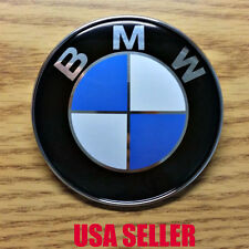 New BMW 82mm Hood Trunk Front Rear Emblem Roundel Badge E36 E46 E90 M3 USA