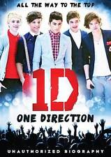 One Direction: All the Way to the Top (DVD, 2013, Audio English)