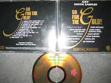 RARE Gold CD Go for the GRP Rec. Jazz Free Fusion Eddie Daniels Eric Marienthal