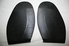 Ladies Executive Premium Stick on Sole Shoe Repair Kit Non Slip-River Black