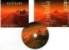 "RICHARD CLAYDERMAN ""Desperado"" (CD) 1992"