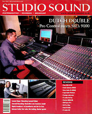 Tape Recorder - Studio Sound Magazines Collection (455 Issues on DVD) - Audio