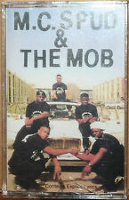 M.C. SPUD & MOB **Catch Back Is A Mother** NEW OREANS RAP Cassette PARTY TIME OG