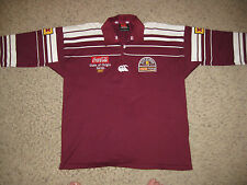 State of Origin Series 1997 Queensland XXXX Team Rugby Jersey Australia XL Rare
