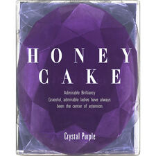 Shiseido Japan HONEY CAKE Bar Soap - Crystal Purple 110g