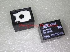 50PCS 4pins SRA-12VDC-AL T74 DC 12V 20A SONGLE Relay