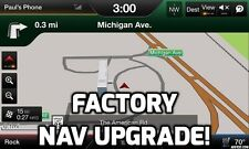 FORD FLEX TAURUS FUSION SYNC® MYFORD TOUCH GPS NAVIGATION UPGRADE 2015 2014 2013