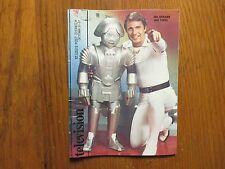 1979 St. Louis Post-Dispatch TV Mag(BUCK  ROGERS  IN THE 25TH CENTURY/GIL GERARD