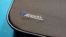 New Aramith Billiard Pool Ball Carrying Case Black Nylon With Shoulder Strap
