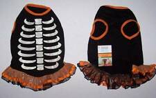 Martha Stewart Pets Skeleton costume dress Dog Large NWT