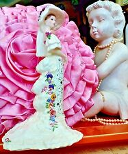 THE LOVELY LADY CRISTABEL   COALPORT  BASIA ZARZYCKA COLLECTION  MINT CONDITION