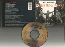 COLOR ME BADD Time and Chance 5TRX w/ 4 RARE MIXES LIMITED USA CD single 1993