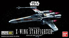 Bandai Star Wars Vehicle Model 002 X-WING STARFIGHTER from Japan Palm-Sized NIB