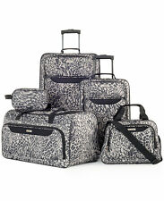 $200 TAG Travel Collection Springfield III Print  5-Piece Luggage Set Suitcase