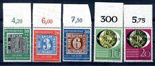 BUND 1949 111-115 141-142 ** OR POSTFRISCH 190€(J3225