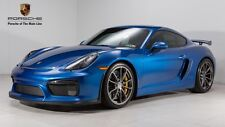 Porsche: Cayman GT4