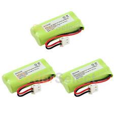 3x Home Phone Battery 350mAh NiCd for VTech BT166342 BT266342 BT183342 BT283342
