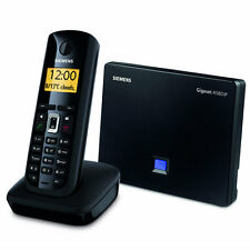 SIEMENS GIGASET A580IP DECT 6.0 EXPANDABLE CORDLESS PHONE SET
