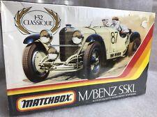 matchbox 1/32 pk-307 mercedes-benz sskl vintage model car kit sealed