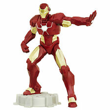 Hasbro - Playmation Marvel Avengers Iron Man Hero Smart Figure - Red/Gold