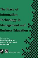 IFIP Advances in Information and Communication Technology: The Place of...