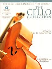 Cello Collection 2 Noten für Violoncello und Klavierbegleitung mit Download Code