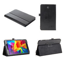 SMART Leather Stand Case Cover For Samsung Galaxy Tab 4 8 T337 SM-T330NU tablet