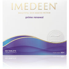 6 x Imedeen Prime Renewal skincare age 50+, 720 tablets, 6 months supply 08/2018