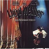 "JULIAN LLOYD WEBBER-""PLAYS ANDREW""-ROYAL PHILHARMONIC-MUSICALS-NEW/SEALED CD"