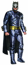 Deluxe Armored Batman Adult Costume Batman v Superman: Dawn of Justice Size XL