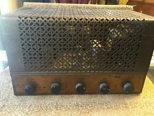 Vintage Eico Amplifier Model HF-20